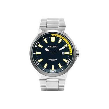 aa075846b80 Relógio Masculino Orient Analógico Esportivo MBSS1197A PYSX