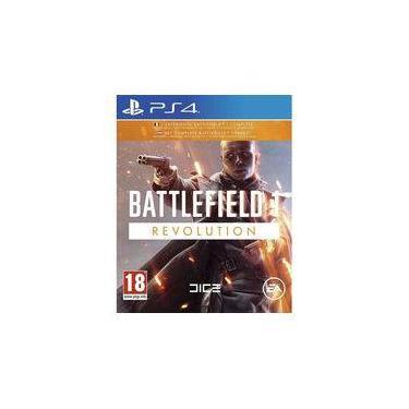 Jogo Warner Battlefield Revolution Ps4 Blu-ray (ea3037an)