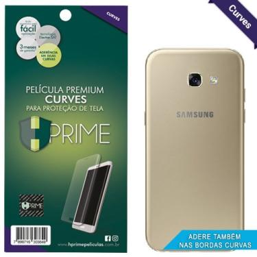 Película para Galaxy A5 2017, HPRIME Curves - VERSO (Blindada) [Silicone][Traseira], Samsung Galaxy A5 2017 (A520)