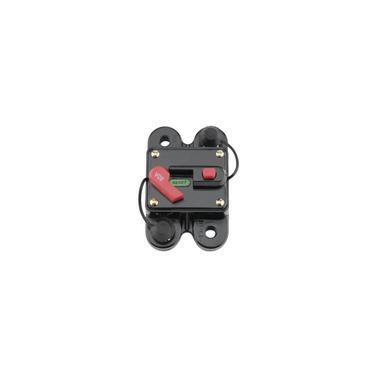 Imagem de 50A 60A 80A 100A 125A 150A 200A 250A opcional Car Audio inline Disjuntor Fusível para 12V Proteção SKCB-01-100A