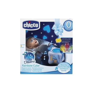 Imagem de Projetor First Dreams Cubo Azul Chicco 0 Meses Rainbow Cube