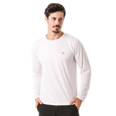 ff41092caa Camiseta Térmica para Frio Manga Longa com Proteção Solar Extreme UV -  Masculino