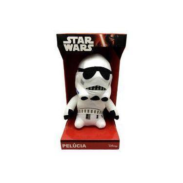 Imagem de Boneco De Pelúcia Trooper Star Wars Disney - Multibrink