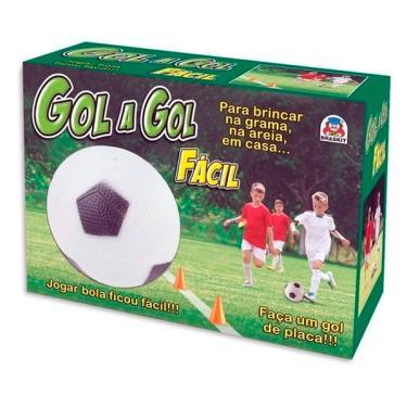 Imagem de Jogo Futebol Gol a Gol Fácil - Braskit