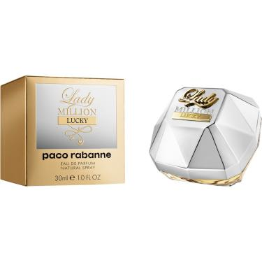 8f30d63efaa Perfume Feminino Paco Rabanne Lady Million Lucky EDP - 30ml