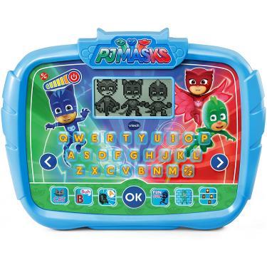 Imagem de VTech PJ mascara tempo para ser um tablet de aprendizado de herói, azul