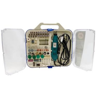 Kit Mini Retifica 220V / Micro Retífica 163 Acessórios