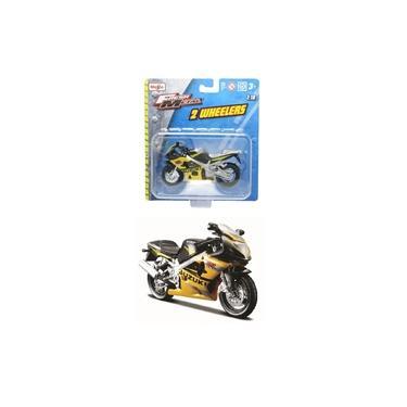 Imagem de Moto Suzuki Gsx R600 - 2 Wheelers - 1/18 - Maisto