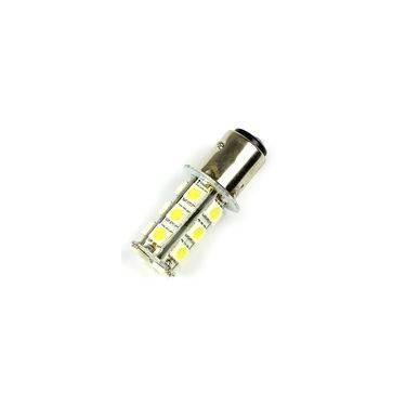 Lâmpada Lanterna Led Super Branca Titan - Nxr Bros Ybr 125 - Xtz 125 - Fan - Fazer - Crypton