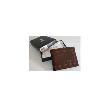 Carteira masculina couro luxo fasolo K652067101