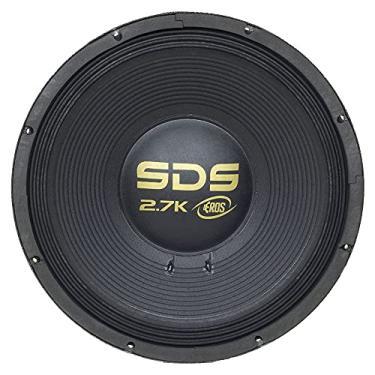 Alto Falante EROS E-15 SDS 2.7K 15 Polegadas 1350 W RMS 4R