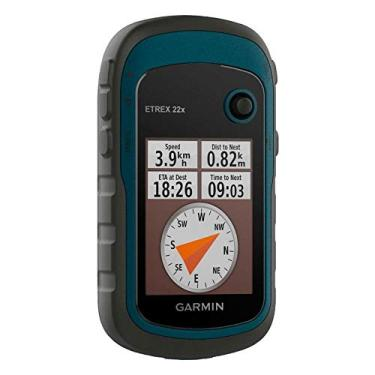 GPS Garmin Etrex 22X com Tela 2.2 IPX7 8GB - 010-02256-03