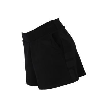 Shorts Fila Letter Back - Feminino Fila Feminino