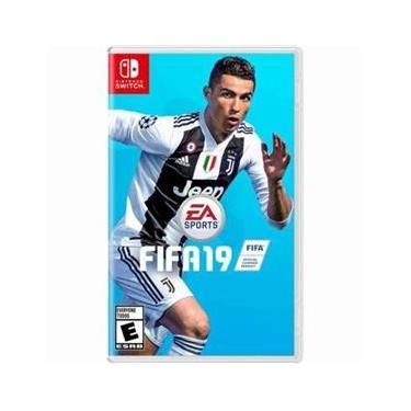 Jogo - FIFA 19 - Switch