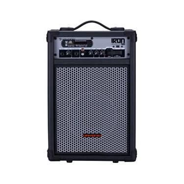 Caixa Multiuso Iron 400 60W Rms Bluetooth Usb/Sd E Rádio Fm Hayonik