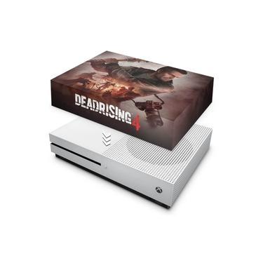 Capa Anti Poeira para Xbox One S Slim - Dead Rising 4