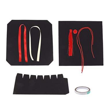 VORCOOL 2Pcs Graduação Chapéu de Papel DIY Conjunto Artesanal Grad Kit Para Fazer O Seu Próprio Tampão Da Graduação Artesanato de Abastecimento para As Crianças Brinquedos Educativos