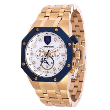 addb7855885 Relógio masculino Lamborghini LB90013663M - Coleção Huracan masculino