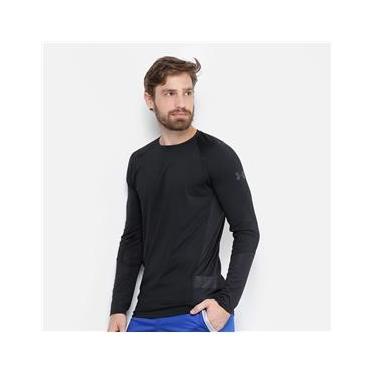 09874d8e1 Camiseta Under Armour MK1 LS Manga Longa Masculina