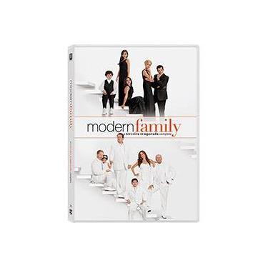 Box Modern Family: 3ª Temporada (3 DVDs)