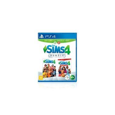 Jogo Game The Sims 4 Bundle cães e gatos - Ps4