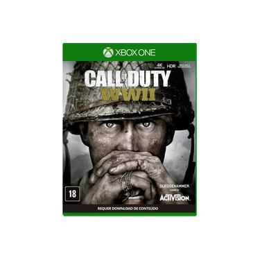 Call Of Duty - Ww II - Xbox One - versão em inglês