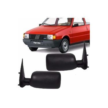 Retrovisor Fiat Elba Uno Unidade 85 86 87 88 89 90 91 À 2000