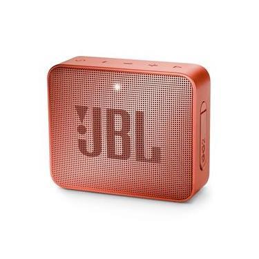 JBL GO 2 Caixa de som Bluetooth à prova d'água IPX7 Cinnamon
