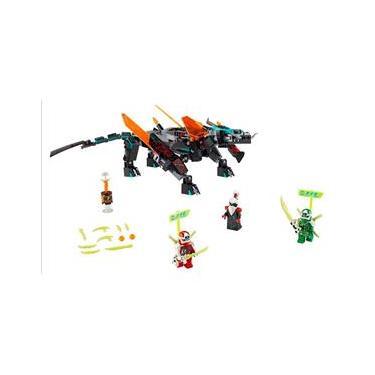 Brinquedo Lego Ninjago - Império Do Dragão