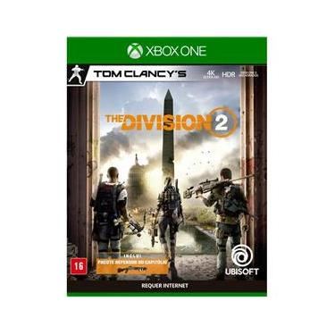 Jogo Xone Tom Clancy`s The Division 2