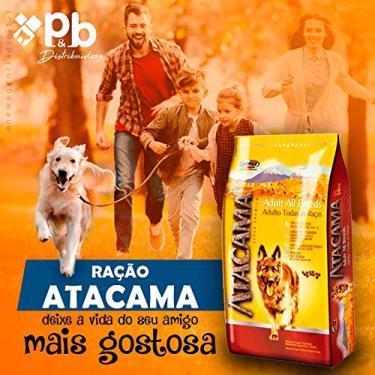 Ração Super Premium Atacama Adulto Todas As Raças 14kg P&B