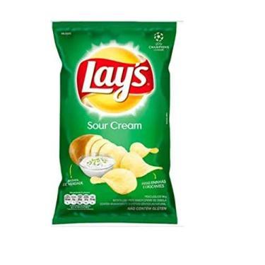 Batata Lays Sour Cream 96g