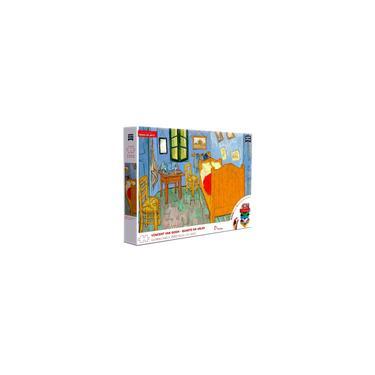 Imagem de Quebra Cabeça Van Gogh Quarto Em Arles 2000 Peças - Toyster