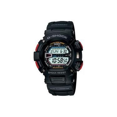 0820cb99461 Relógio Casio - G-Shock - Mudman - G-9000-1VDR