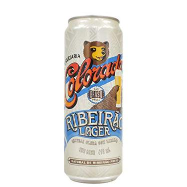 Cerveja Colorado Ribeirão Lager 410ml
