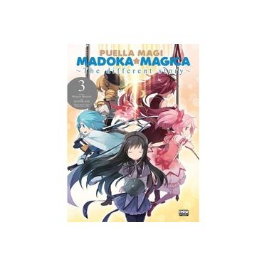 Madoka Magica: The Different Story - Volume 03