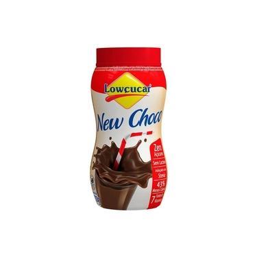 Achocolatado em Pó New Choco Zero Lowçucar 210g