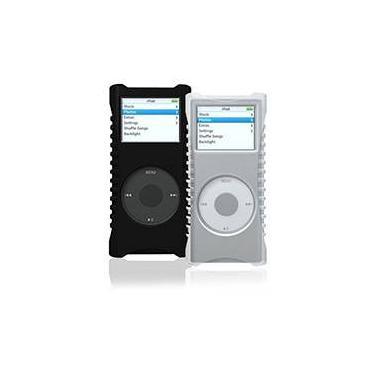 Capa de Silicone TuffWrap p/ iPod Nano 2ª Ger. - XtremeMac