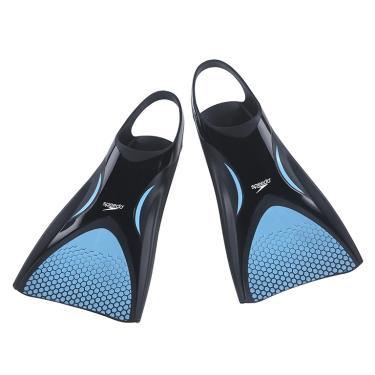 Nadadeira Power Fin Speedo - Azul - Gg