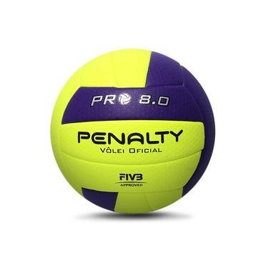 Bola Vôlei Penalty 8.0 Pro Aprovação FIBV Lançamento
