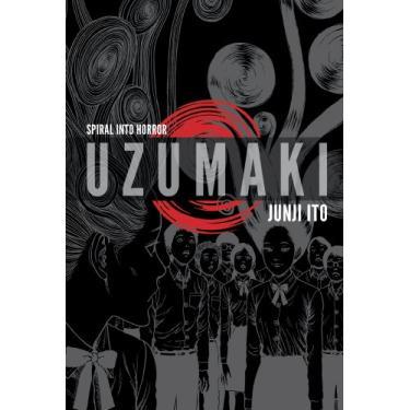 Uzumaki - Capa Dura - 9781421561325