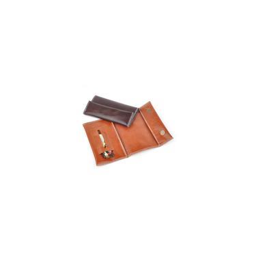 Bolsa de tabaco Bolsa de couro de cigarro Caso Herb Holder Wallet Filter Presente de papel de rolamento Bolsa de tabaco