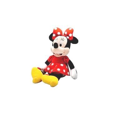 Imagem de Boneca de Pelúcia da Minnie Grande 45cm que Fala em Português