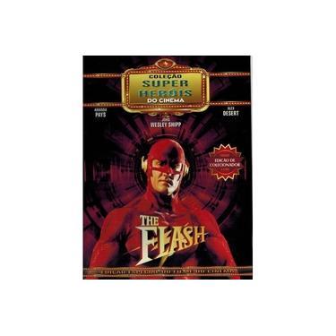 Imagem de Box The Flash Coleção Super Heróis Do Cinema Ed. Colecionador