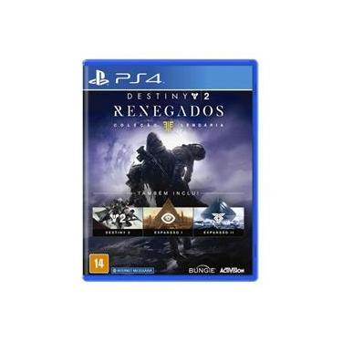 Jogo Destiny 2: Coleção Renegados para PlayStation 4 AB000101PS4