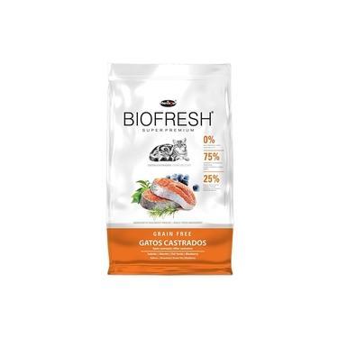 Ração Hercosul Biofresh Para Gatos Castrados 7,5kg