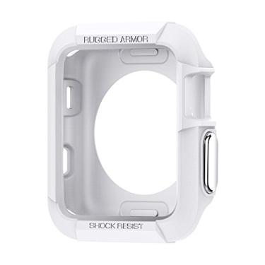 Capa Para Apple Watch Series 3/2/1 (42Mm) Branca, Cell Case, Capa Protetora Smartwatches, BRANCO