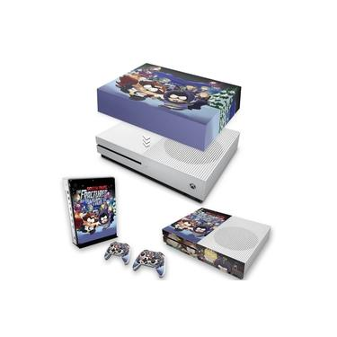 Capa Anti Poeira e Skin para Xbox One S Slim - South Park: The Fractured But Whole