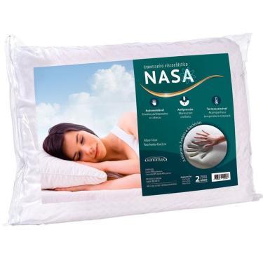 Imagem de Travesseiro Duoflex Sonomax Nasa Visco 65X45