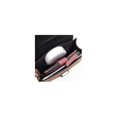 Bolsa pequena com aba de cor mix patchwork bolsa de ombro feminina bolsa crossbody